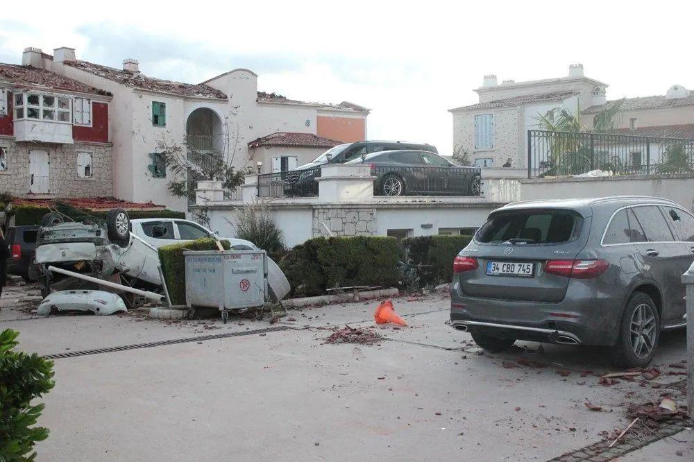 İzmir'de hortum felaketinin boyutları gün ağarınca ortaya çıktı - Sayfa 4