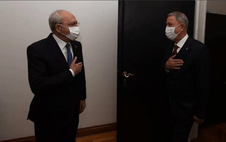 Akar ve Soylu, Kılıçdaroğlu'nu ziyaret etti - Sayfa 1