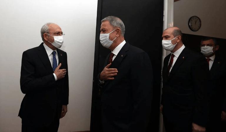 Akar ve Soylu, Kılıçdaroğlu'nu ziyaret etti - Sayfa 2