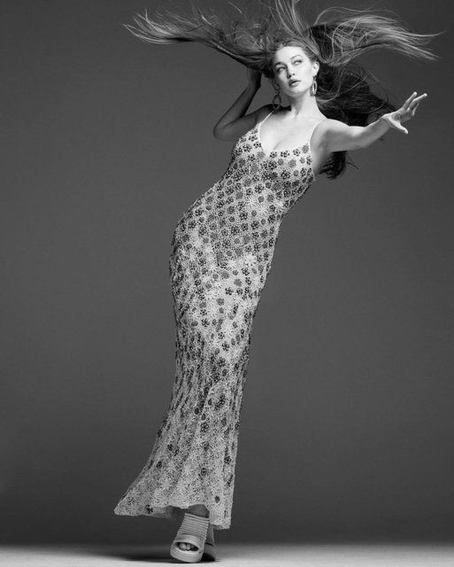 Gigi Hadid: 'Sıfır beden' olmak gibi kaygım yok - Sayfa 2