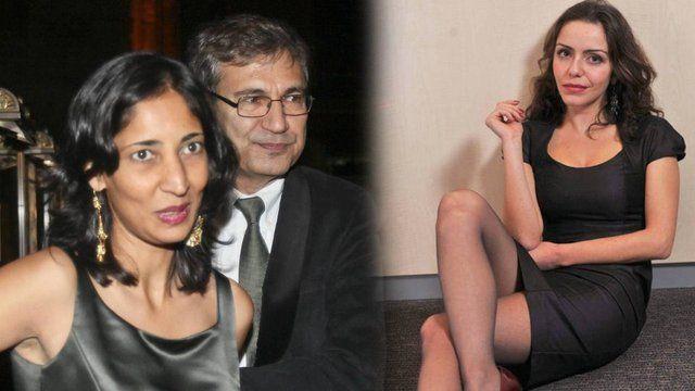 Karolin Fişekçi'den Orhan Pamuk iddiası - Sayfa 3