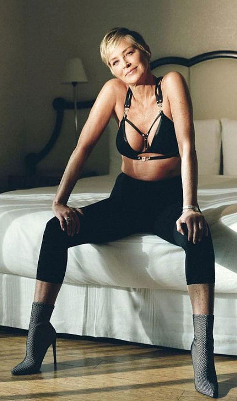 Sharon Stone'dan taciz itirafı - Sayfa 1