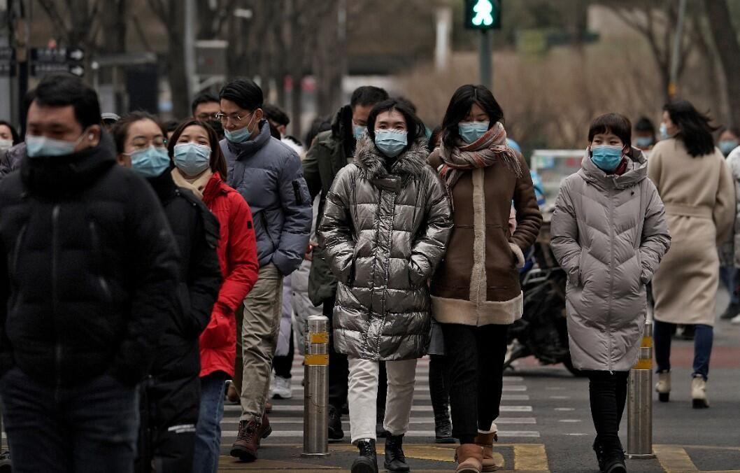 Çin'de 2 ay aradan sonra en yüksek günlük vaka artışı gerçekleşti - Sayfa 3