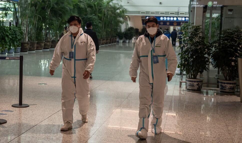 Çin'de 2 ay aradan sonra en yüksek günlük vaka artışı gerçekleşti - Sayfa 1