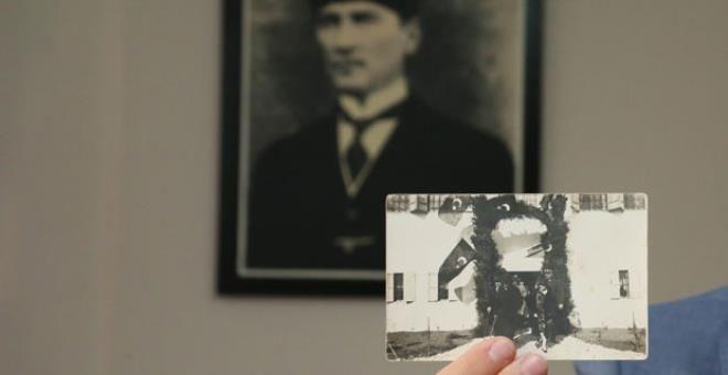 Atatürk'ün daha önce hiç görülmemiş fotoğrafı tam 91 yıl sonra ortaya çıktı - Sayfa 2