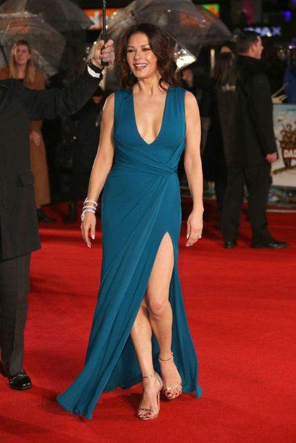 Catherine Zeta Jones: En büyük hayalim tatlı yemek - Sayfa 3