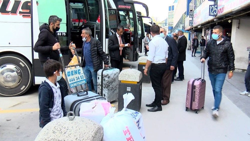 İstanbul'dan kaçış başladı, biletler tükendi - Sayfa 2