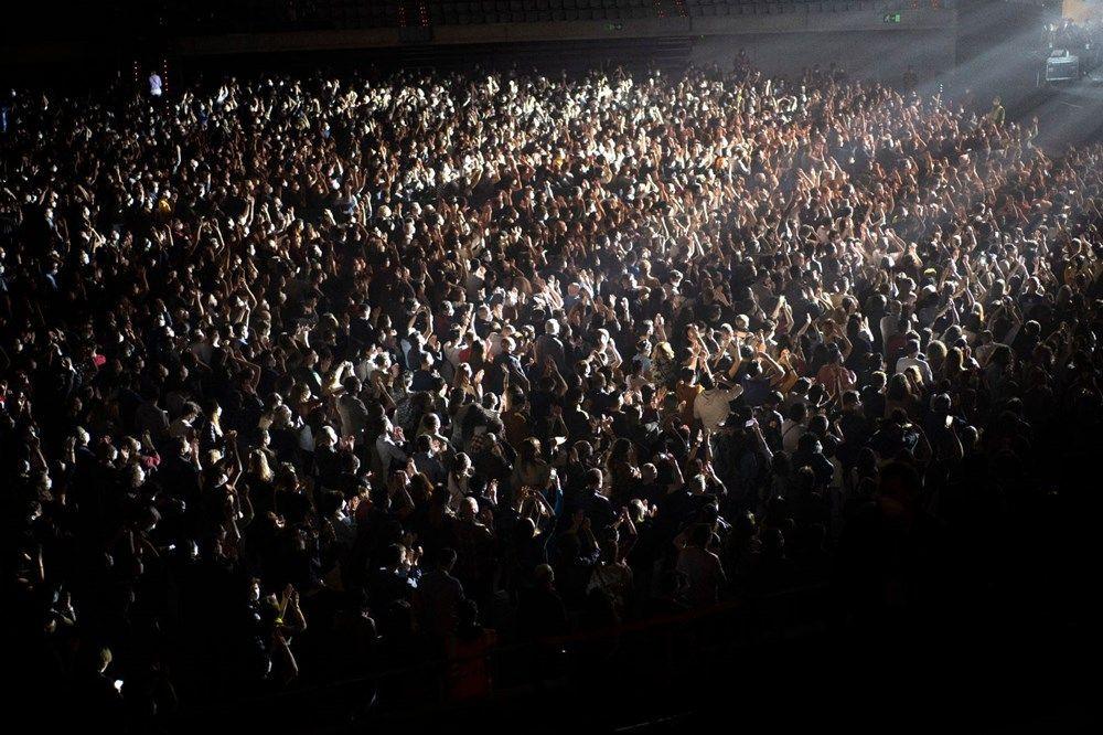 5 bin kişilik konser deneyi sonuçlandı - Sayfa 2