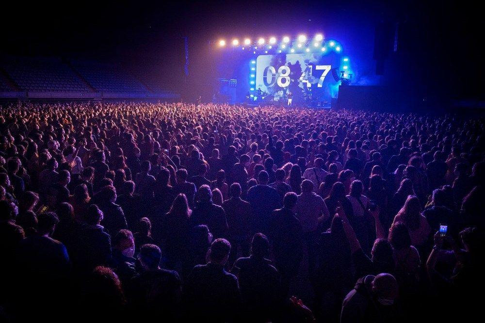 5 bin kişilik konser deneyi sonuçlandı - Sayfa 3