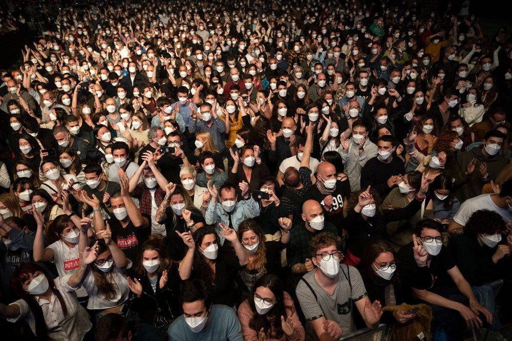 5 bin kişilik konser deneyi sonuçlandı - Sayfa 4