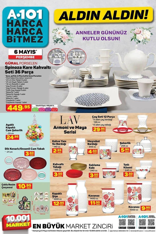 A101 6 Mayıs 2021 aktüel ürünler! - Sayfa 4