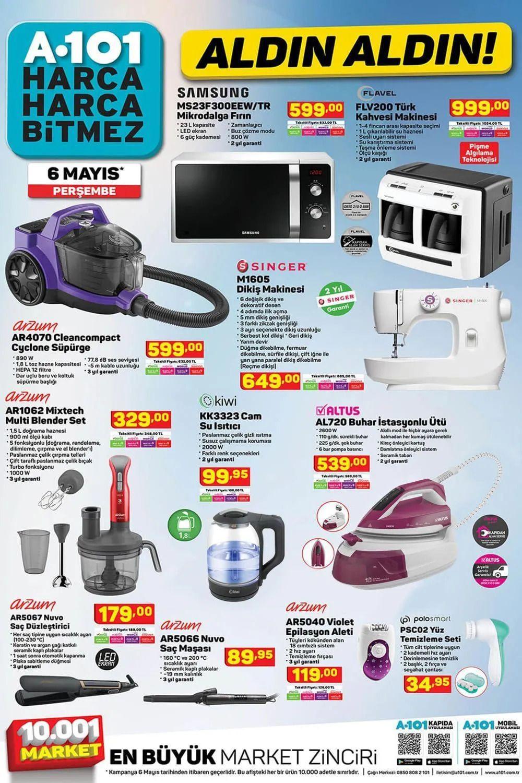 A101 6 Mayıs 2021 aktüel ürünler! - Sayfa 3