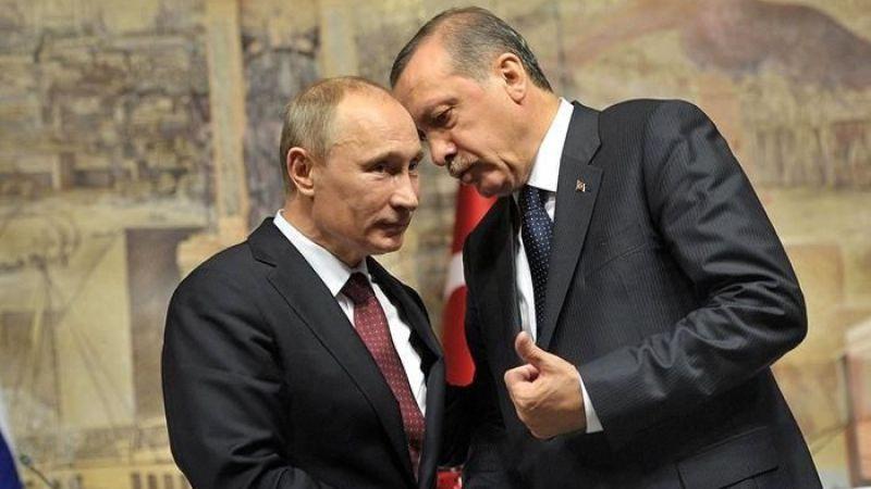 Cumhurbaşkanı Erdoğan Putin ile İsrail saldırılarını görüştü - Sayfa 1