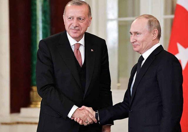 Cumhurbaşkanı Erdoğan Putin ile İsrail saldırılarını görüştü - Sayfa 2
