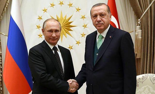 Cumhurbaşkanı Erdoğan Putin ile İsrail saldırılarını görüştü - Sayfa 3