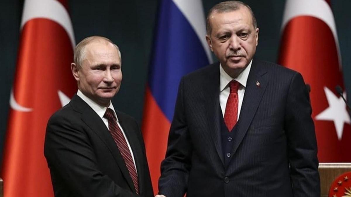Cumhurbaşkanı Erdoğan Putin ile İsrail saldırılarını görüştü - Sayfa 4