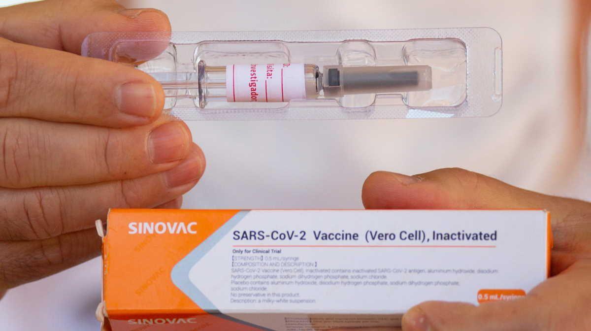 Sağlık Bakanlığı duyurdu! Çin'den yeni aşılar geldi - Sayfa 1