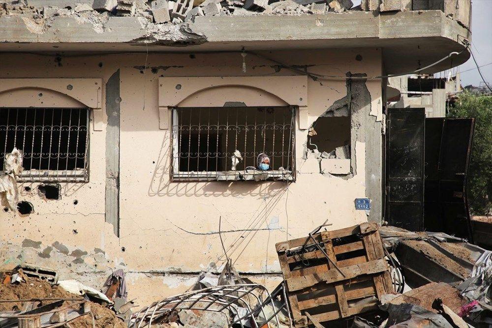 Ateşkesin ardından Gazze - Sayfa 1