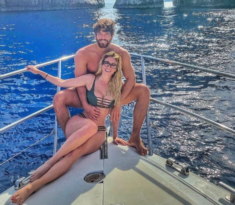 Diletta Leotta ve Can Yaman'dan Capri'de aşk pozları - Sayfa 2