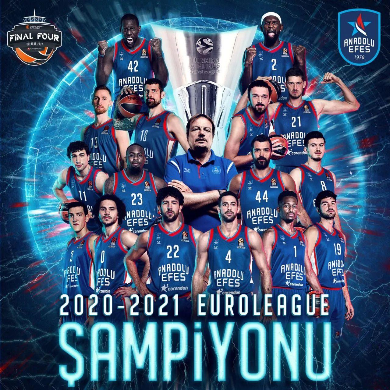Euroleague'de şampiyon Anadolu Efes - Sayfa 4