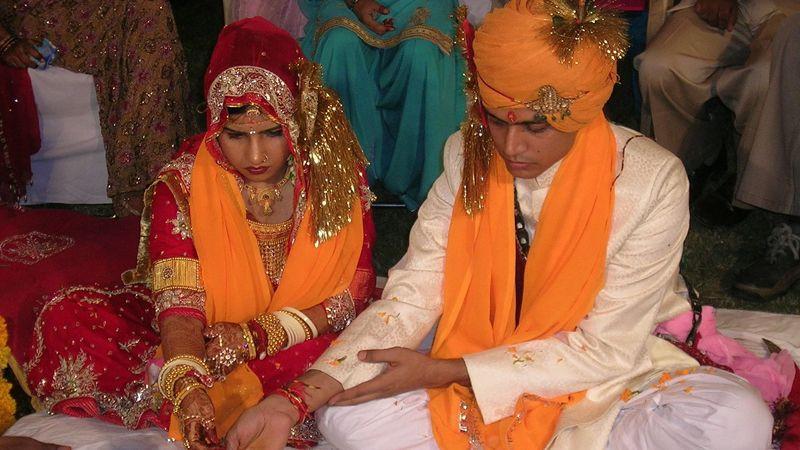Gelin düğününde ölünce damat baldızıyla evlendi - Sayfa 4