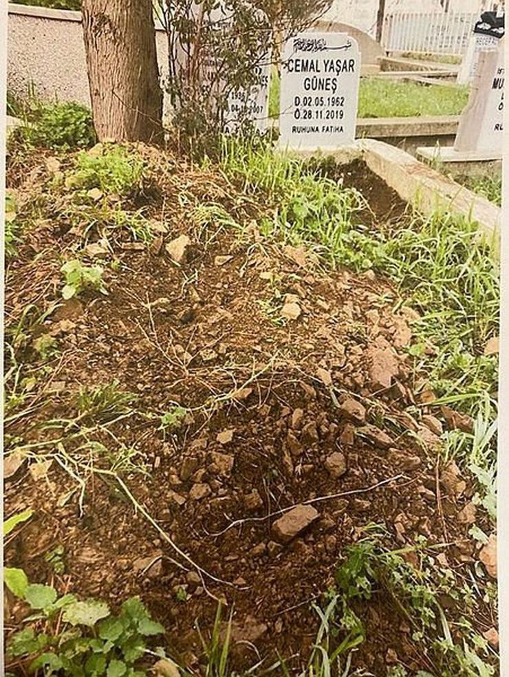 Elleriyle mezar kazdırdığı kadına tecavüz etti - Sayfa 1