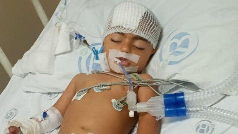 2 yaşındaki çocuğu maganda kurşunu felç etti! - Sayfa 3