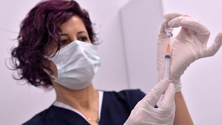 Aşıda eylül hedefi! 50 milyona en az bir doz - Sayfa 1