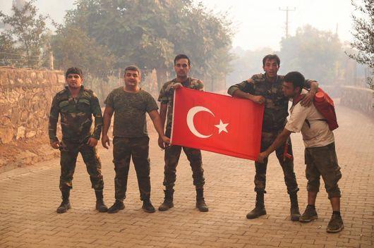 Azerbaycanlı itfaiyecilerin Türk bayrağı duyarlılığı - Sayfa 2