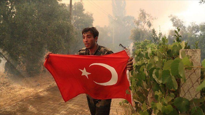 Azerbaycanlı itfaiyecilerin Türk bayrağı duyarlılığı - Sayfa 1