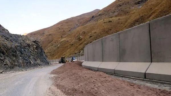 İran sınırına 43 kilometre beton duvar örüldü - Sayfa 3