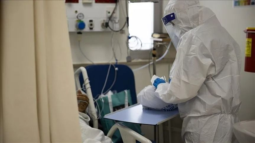 DSÖ'den bomba koronavirüs raporu! Uzun sürenin ardından ilk kez yaşandı - Sayfa 1