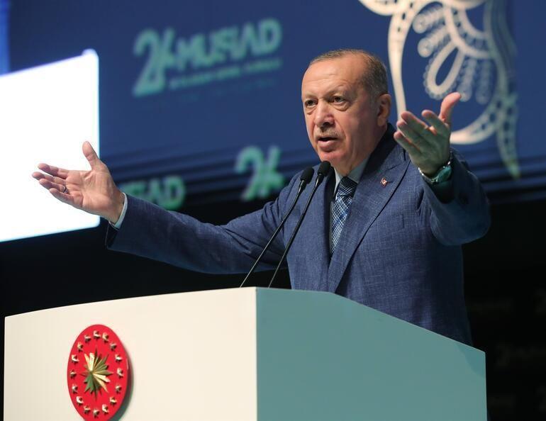 Cumhurbaşkanı Erdoğan: İslam düşmanlığı virüsü ile mücadele ediyoruz - Sayfa 1