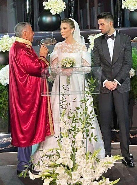 İdo Tatlıses ile Yasemin Şefkatli evlendi - Sayfa 2